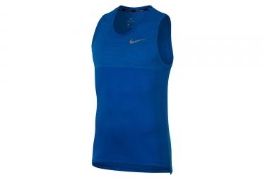 Nike Tank Dry Medalist Blue Men