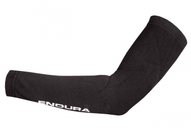 ENDURA Calentador de brazo Engineered Negro