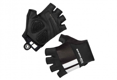Endura FS260-Pro Aerogel Short Gloves Black