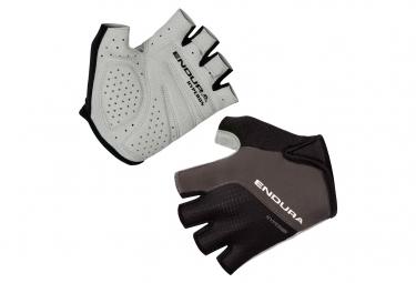 Paire de gants courts endura hyperon ii noir s