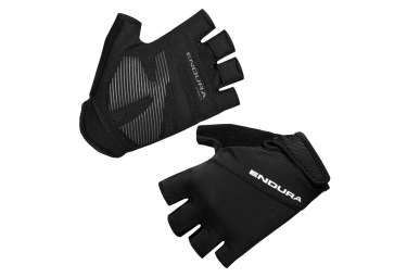 Endura Xtract II Women Short Gloves Black