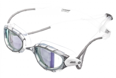 Zoggs Predator Flex Swimming Goggles White Black