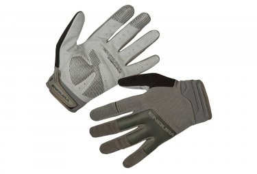 Paire de Gants Longs Endura Hummvee Plus II Kaki