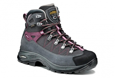 Asolo Finder GV Gore-Tex Hiking Shoes Grey Pink