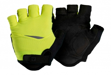 Bontrager Circuit Gloves - Jaune / Fluo