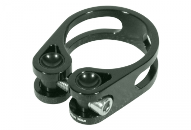 Collier de selle trek apollo 34 8mm aluminium noir
