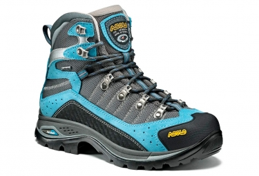 Asolo Drifter GV EVO Women's Hiking Shoes Blue Grey