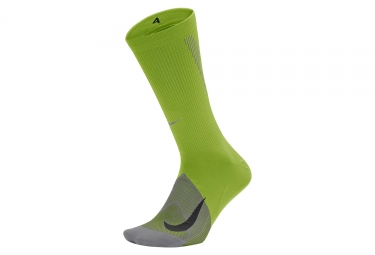 Nike Elite  Socks  - Gris / Jaune