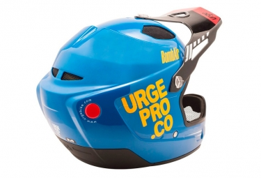 Casco Integral Urge BombAir Bleu / Orange