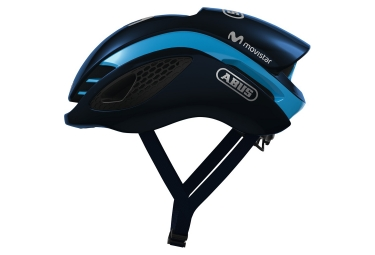 Abus GameChanger Movistar Team Aero Casco Azul