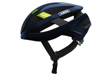 Casco Abus Viantor Movistar Team Bleu