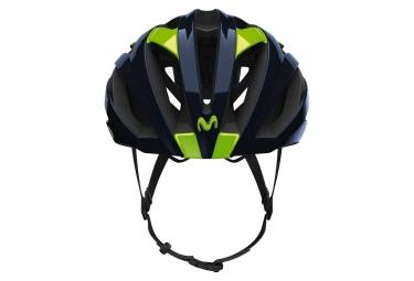 Casque Abus Tec-Tical 2.1 Movistar Team Bleu Vert