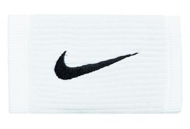 Bandeaux éponge Nike Dri-Fit Reveal Blanc (Paire)
