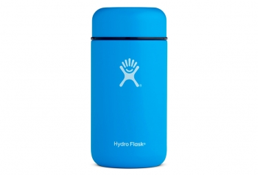 Image of Gourde hydro flask food flask 532ml pacific bleu ciel
