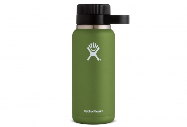 Gourde hydro flask growler 946ml olive vert