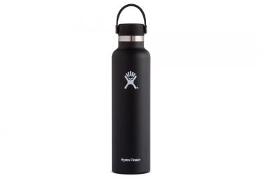 Gourde hydro flask flex cap 709ml noir
