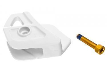 Plaque Supérieure E-Thirteen LG1+ Turbo - Blanc