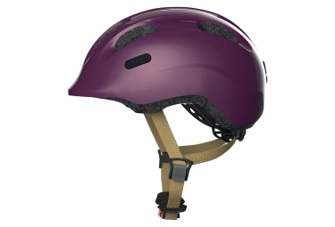 Abus Smiley 2.0 Kid Helmet Royal Purple