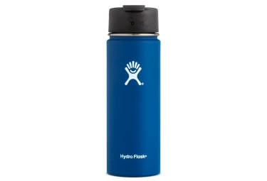 Hydro Flask Gourd 592ml Wide Mouth / Flip Lid Cobalt