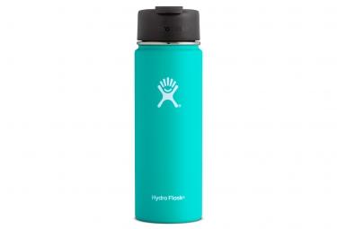 Gourde hydro flask wide mouth flid lid 592ml mint bleu ciel