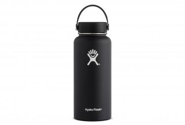 Gourde Hydro Flask Wide Mouth 946ml Noir