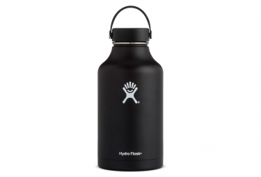 Gourde hydro flask wide mouth 1 9l noir