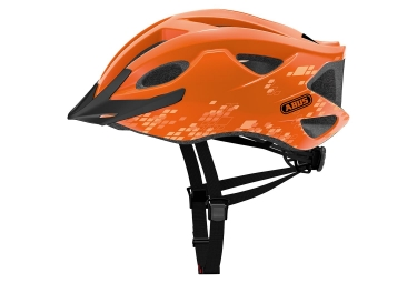 Casque abus s cension orange l 58 62 cm