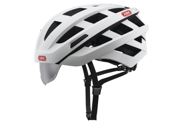 Abus In-Vizz Ascent Helmet Matte White