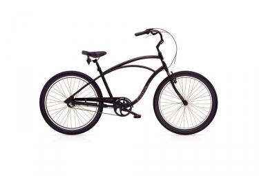 Vélo de Ville Electra Cruiser Lux 3i 26'' Noir