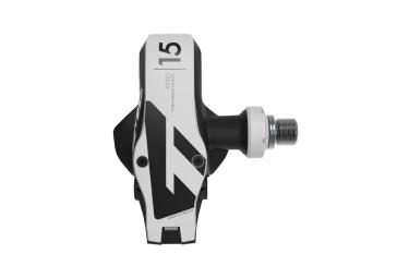 Time Xpro 15 TITAN CARBON Klickpedale Schwarz / Weiß
