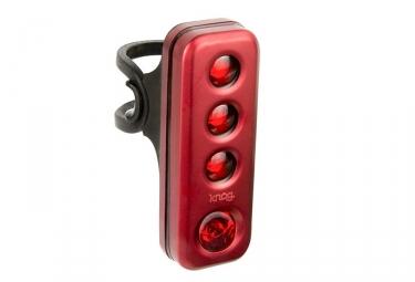 lampe arriere knog blinder road r70 rouge