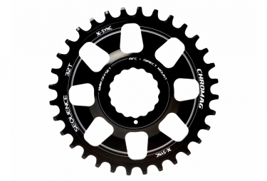 Couronne Chromag Sequence RFC Direct Mount - Noir