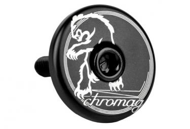 Chromag Top Cap Black 1 1/8''