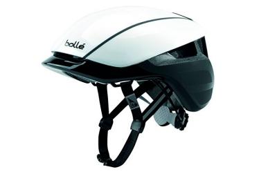 Bollé Helmet Messenger Premium Hi-Vis Black White