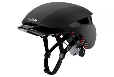 Bollé Helmet Messenger Premium Hi-Vis Black