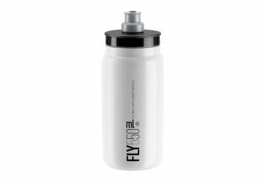 Elite Fly Bottle 550ml White