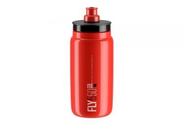 Bidon Elite Fly Rouge