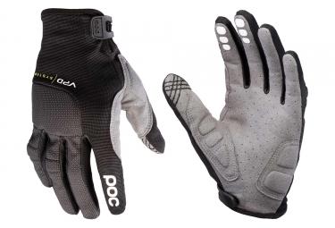 gants poc resistance pro dh uranium noir m
