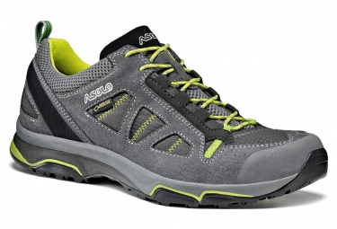Asolo Megaton GV Gore-Tex Hiking Shoes Grey Green