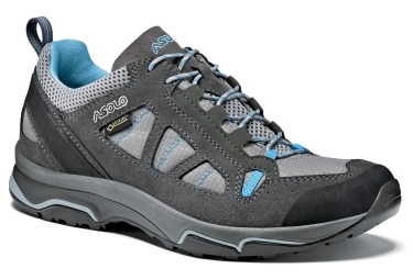 Asolo Megaton GV Women's Shoes Grey Blue