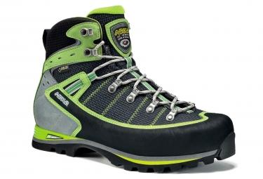 Zapatillas de senderismo Asolo Shiraz GV Gore-Tex Negro Verde