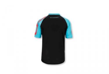 Mondraker Enduro Jersey Short Sleeve Black / Blue