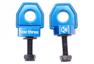 Tendeur de chaine box three 10mm bleu