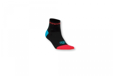Mondraker Factory  Socks  - Noir / Rouge