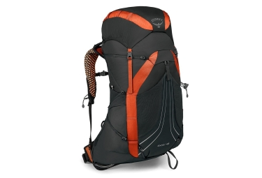 Osprey Exos 48 Backpack Black Orange