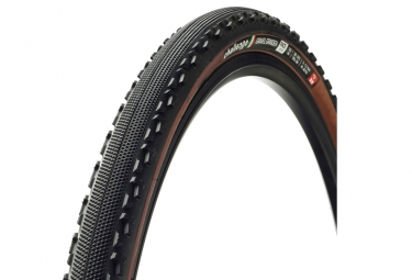 Pneu gravel challenge gravel grinder 38 noir marron