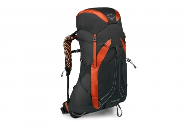Osprey Exos 38 Backpack Black Orange