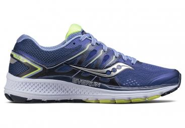 Chaussures running femme saucony omni 16 bleu 35 1 2