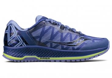 Chaussures running femme saucony koa tr bleu fonce 37