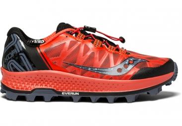Chaussures running femme saucony koa st rouge noir 44 1 2